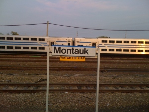 Montauk-The End
